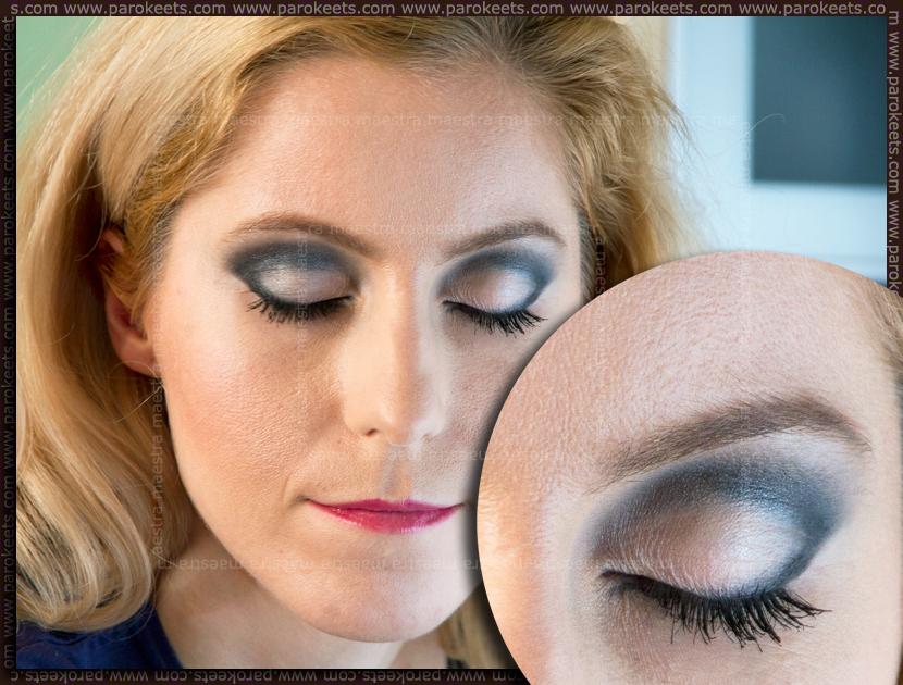 FOTD: Illamasqua Sophie-I technique make-up by Maestra