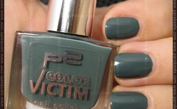 Swatch: p2 - color victim: 601 Good Luck!