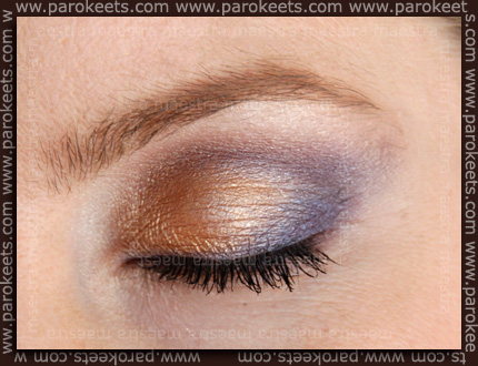 Avon - True Colour - Glitz & Glamour (Make up Look by Maestra)