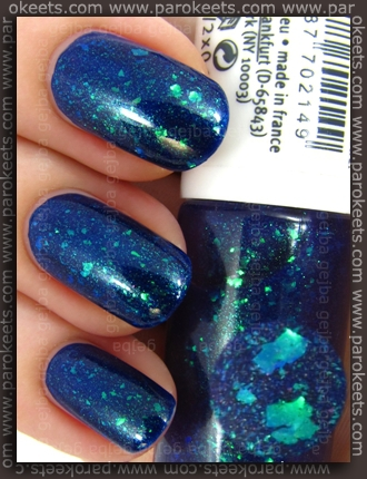 Essence Colour3 - Midnight Date nail polish