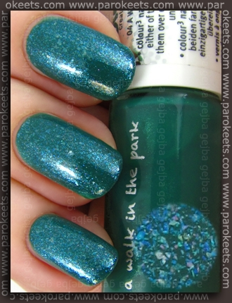 Essence Colour3 - Walk In The Park nail polish