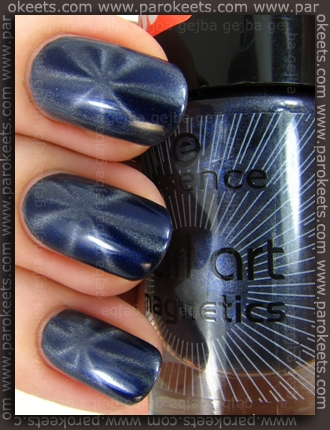 Essence Spell Bound magnetic nail polish