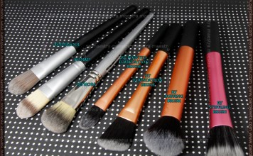 Foundation Brushes - review