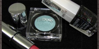 Isadora: Rose Blush, Bonbon Mint, Black Galaxy