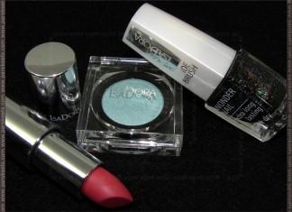 Isadora: Rose Blush, Bonbon Mint, Black Galaxy