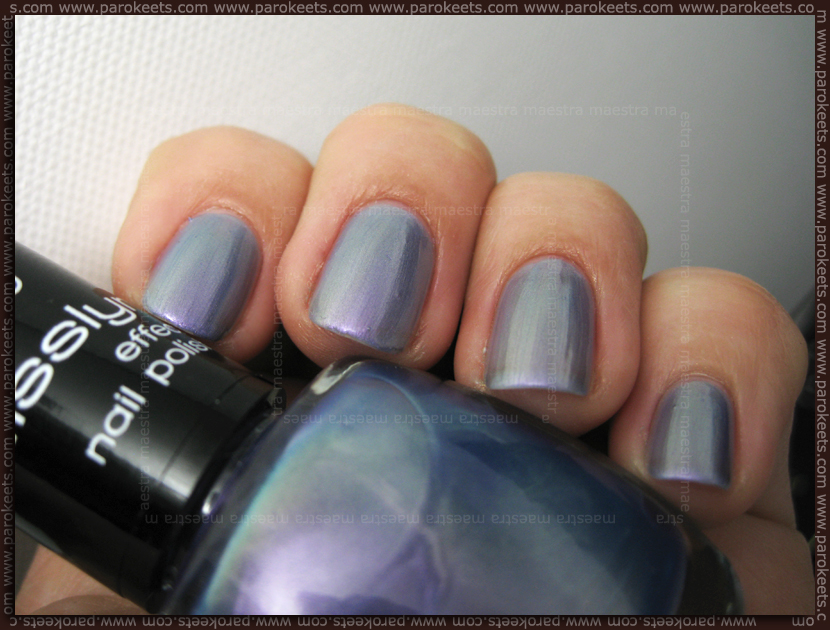 Swatch: Misslyn - Peacock LE: 726 - Dragonfly