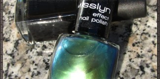 Misslyn Leguan + Color Club Where's The Soiree