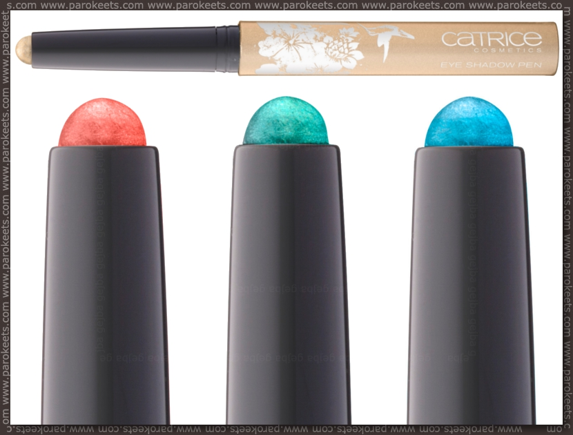 Catrice Coolibri LE: eyeshadow pen preview