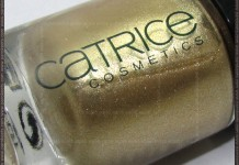Catrice Goldfinger bottle
