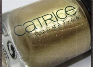 Catrice Goldfinger bottle