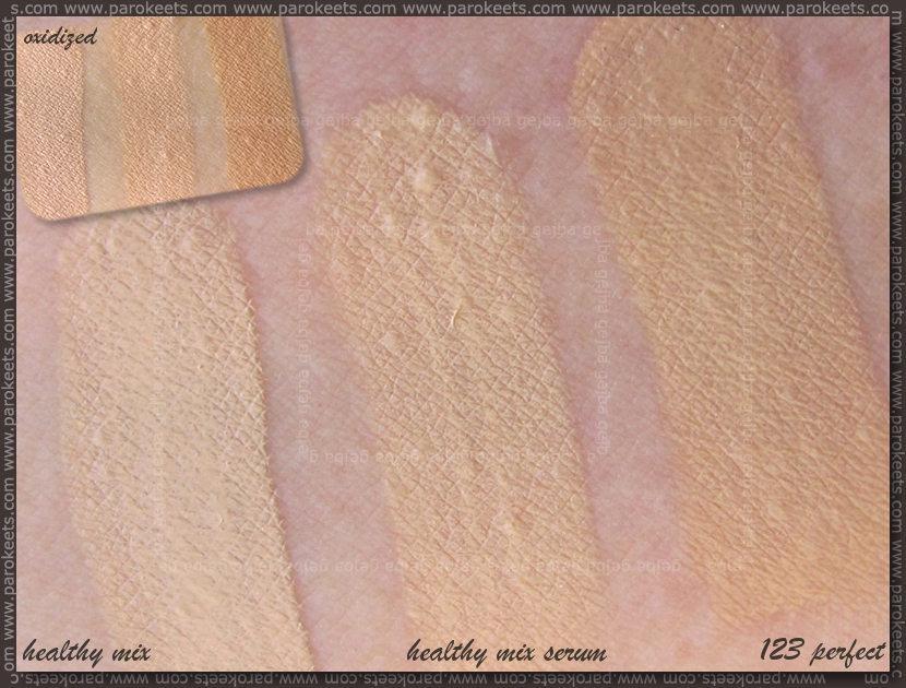 Bourjois Healthy Mix, Serum, 123 Perfection liquid foundations - no. 51