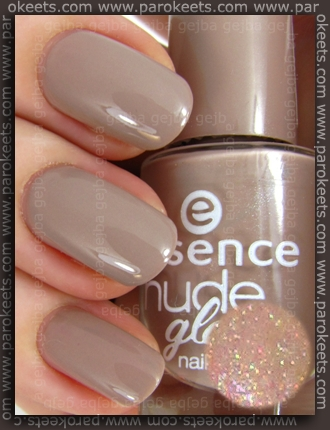 Essence Nude Glam - Cafe Ole