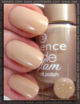 Essence Nude Glam - Toffee To Go