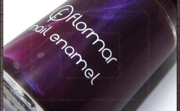 Flormar nail polish no. 411 bottle