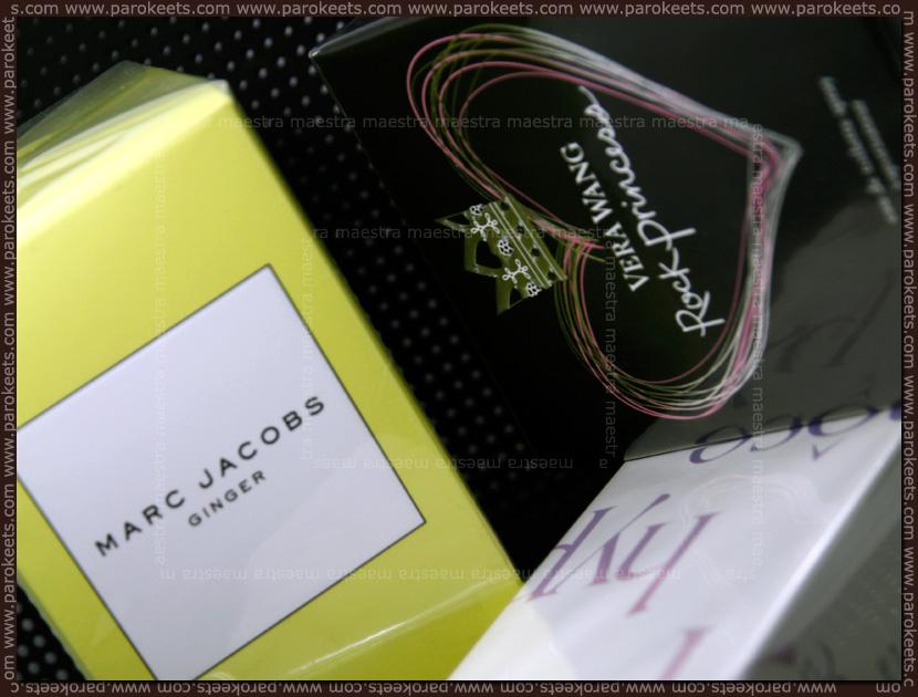Maestra's perfumes (haul)