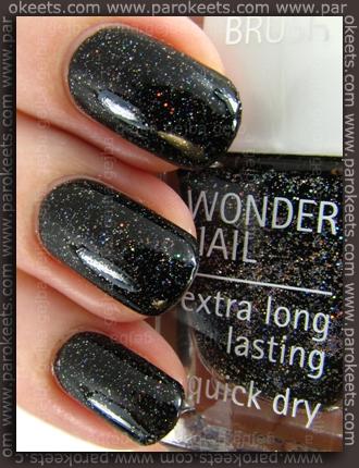 IsaDora Black Galaxy