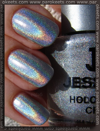 Jessica Hologram Chic set - Disco Diva (sun)