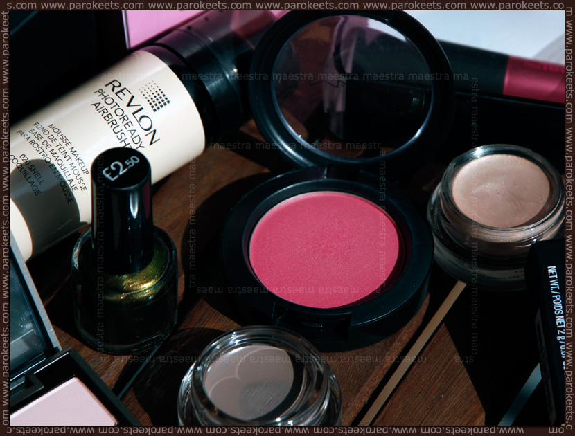 MAC - Dollymix Sheertone Shimmer Blush