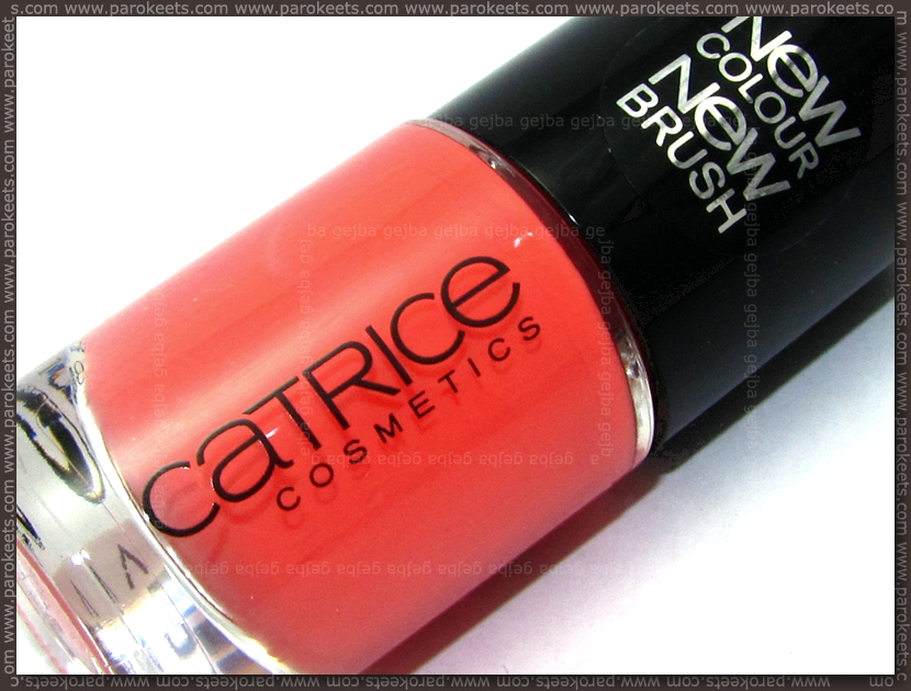 Catrice Pimp My Shrimp nail polish