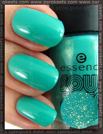 Essence Soul Sista TE - Mojito Green lak za nohte