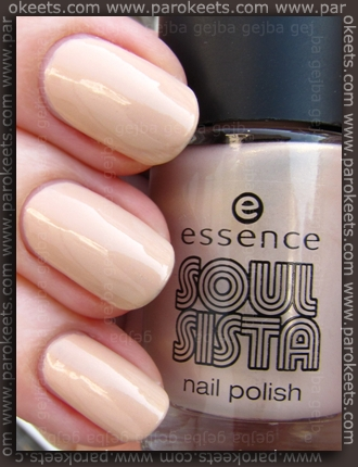 Essence Soul Sista TE - Totally Retro Nude (shade)