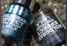 Layla Hologram Effect: Ocean Rush, Flash Black