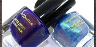 Max Factor - Max Effect: Fantasy Fire, Dazzling Blue