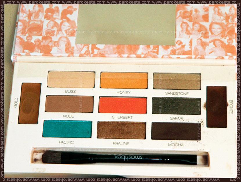 Smashbox - Shades Of Fame eye palette