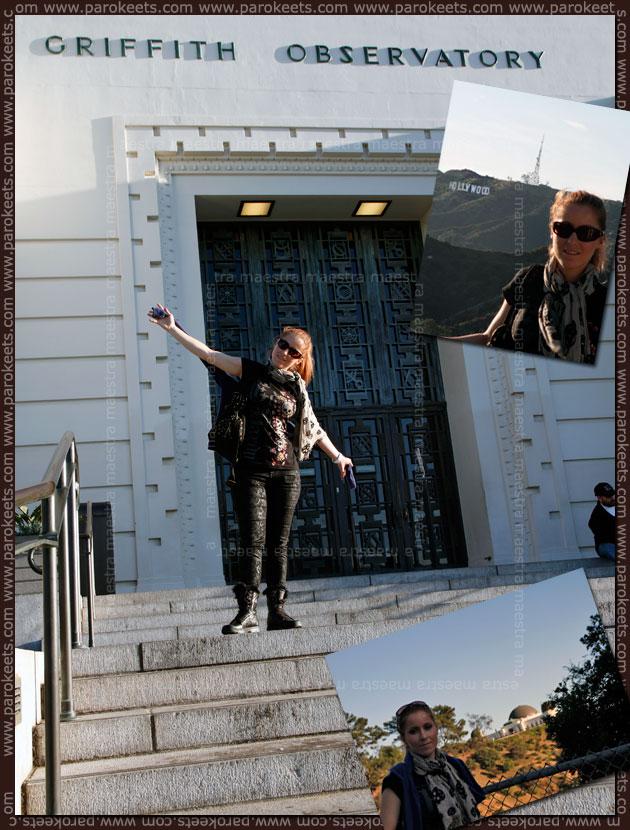 USA 2012: Griffith Observatory (LA)