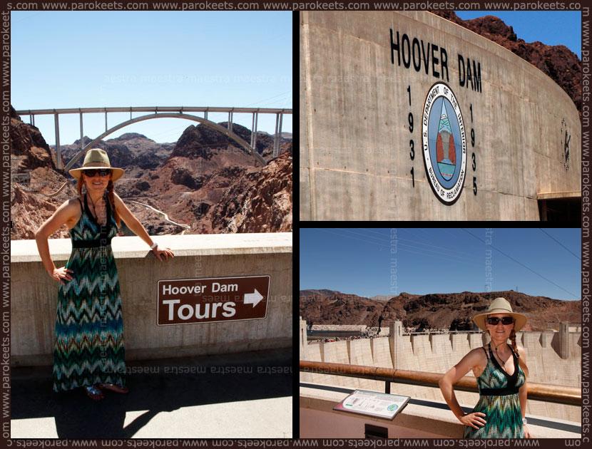 USA 2012: Hoover Dam