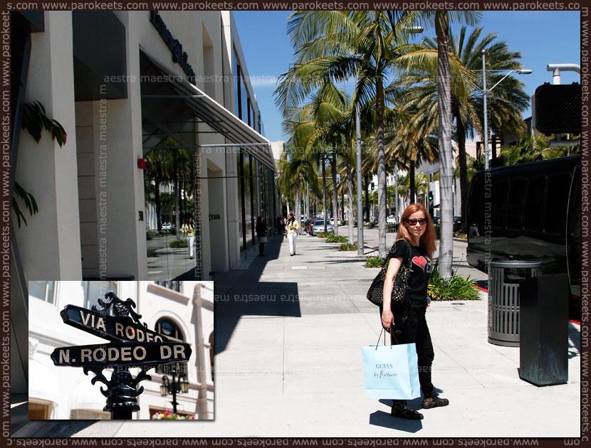 USA 2012: Rodeo Drive (LA)
