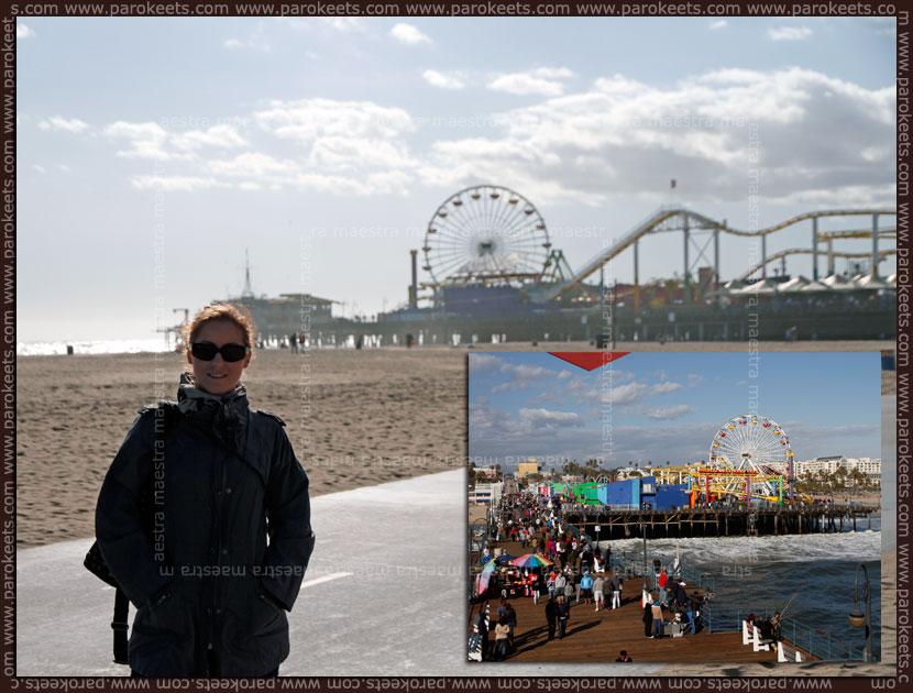 USA 2012: Santa Monica Pier