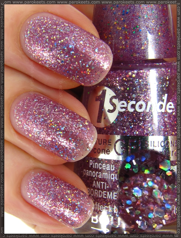 Bourjois 1 Seconde Gel - Rainbow Apparition nail polish