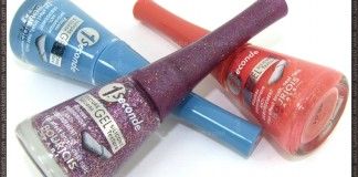 Bourjois 1 Seconde Gel nail polishes
