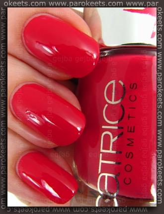 Catrice Coolibri LE - Abloom nail polish