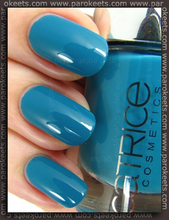 Catrice Coolibri LE - Birds Flying High nail polish