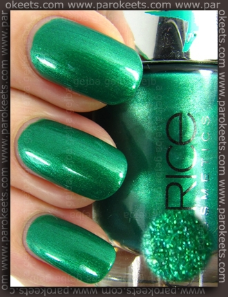 Catrice Coolibri LE - Virgin Forest nail polish