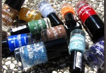 Essence Snow White trend edition nail polishes