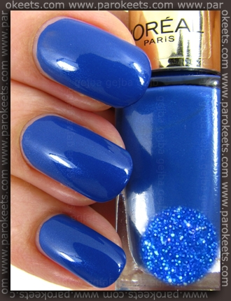 L'Oreal Color Riche - Rebel Blue (610)
