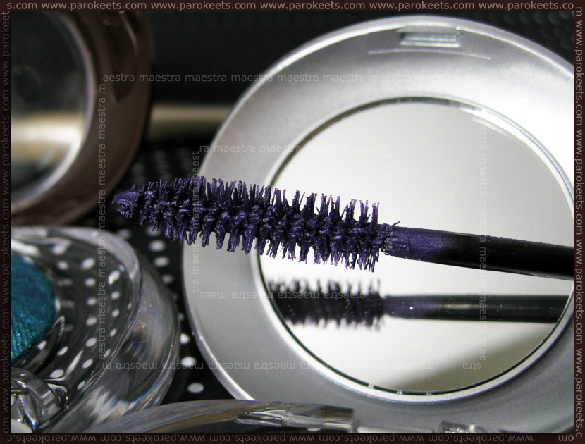 Pupa - Absolute Color Mascara - 04 (purple)