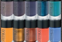 Catrice new products fall 2011 - nail polishes