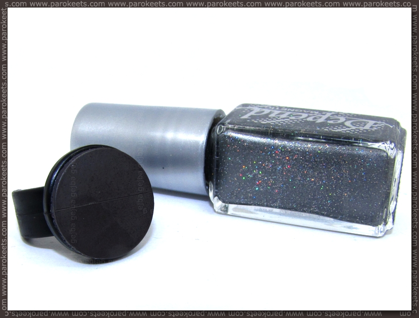 Depend 6005 magnetic nail polish bottle + magnet