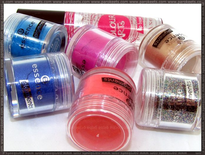 Essence Colour Arts pigments