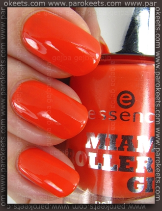 Essence Miami Roller Girl TE - Miami Heat