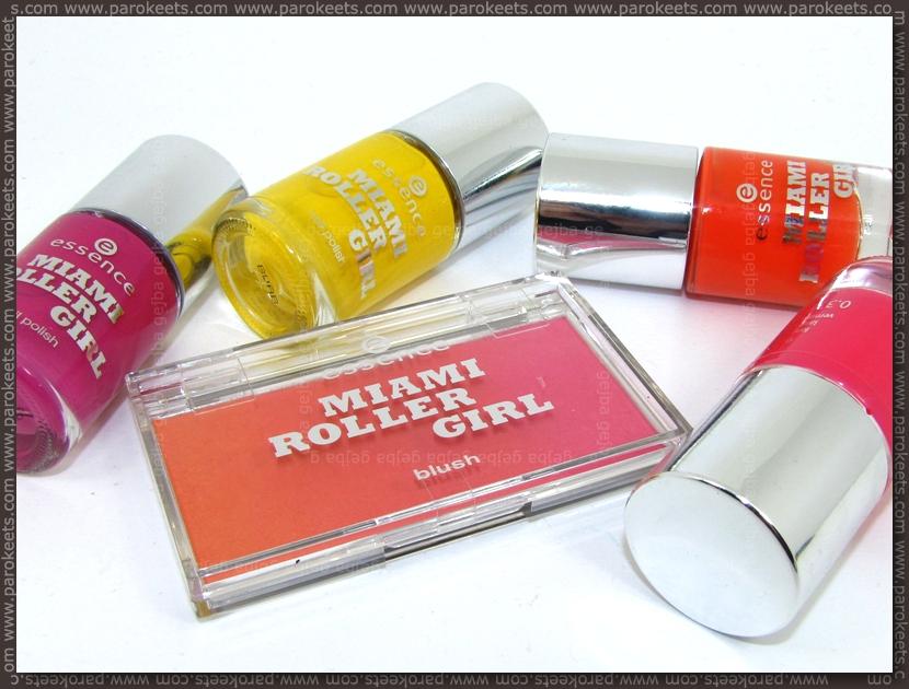 Coleccion Miami Roller Essence Essence Miami Roller Girl te