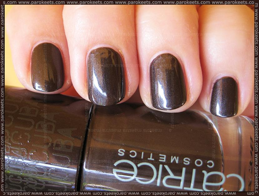 Swatch: Catrice Cucuba LE: C02 Reggaeton nail polish