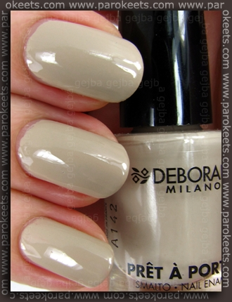 Deborah Pret-A-Porter -  Get The Nude Look (46) nail polish