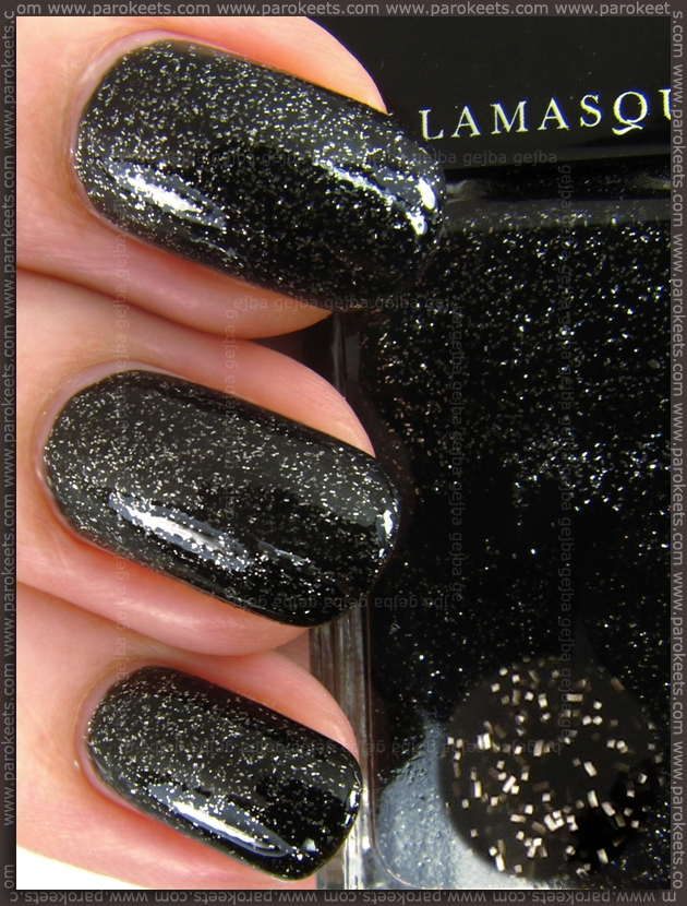 Illamasqua Generation Q collection - Creator nail polish