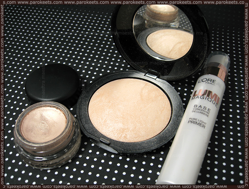 Maestra's Summer Favorites (July 2012): Highlighters