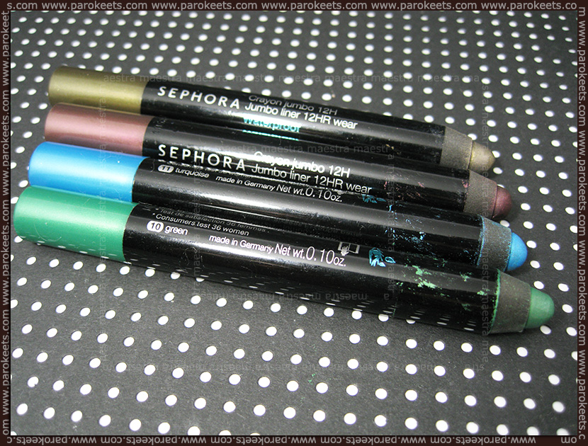 Maestra's Summer Favorites (July 2012): Sephora Jumbo Liner
